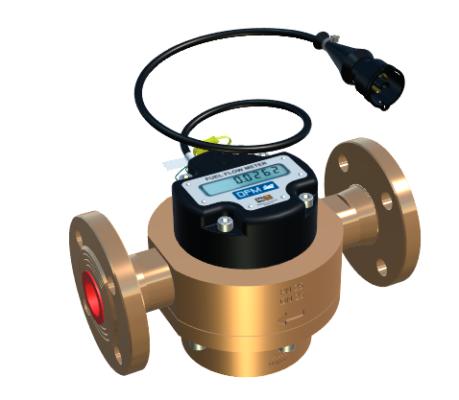 Расходомеры для водного транспорта DFM Marine