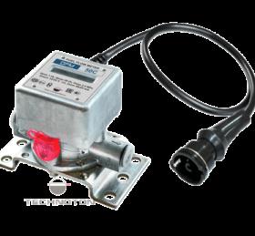 Расходомеры топлива DFM с дисплеем и интерфейсным кабелем могут работать как автономно, так и в составе автоматизированной системы контроля расхода топлива и мониторинга транспорта