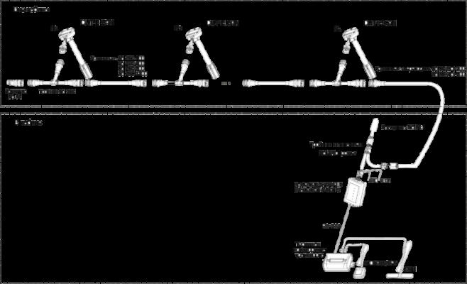 Вариант 4. Суммирование данных от нескольких датчиков уровня топлива DUT-E CAN